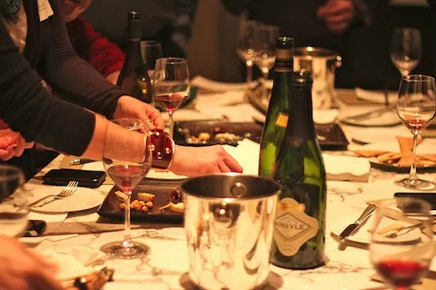 Warm Up In January With These Wine Dinners